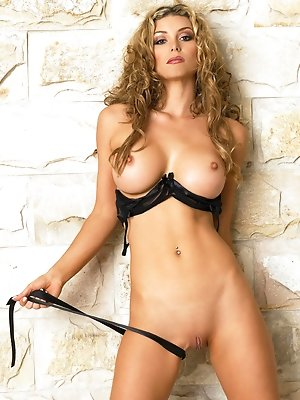 Heather Vandeven tries out...